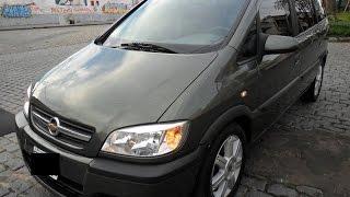 Chevrolet zafira gls año 2010