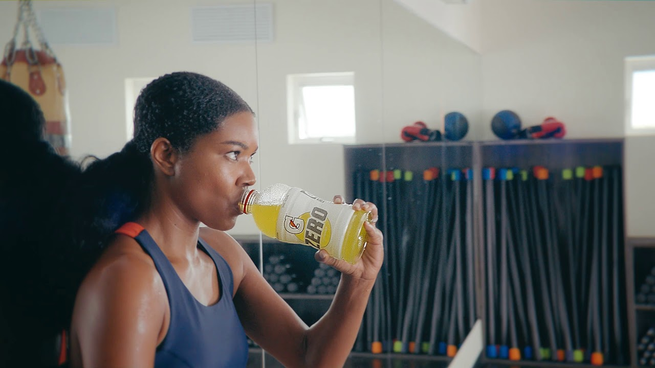 Gatorade | Keep Moving ft. Dwyane Wade & Gabrielle Union ...