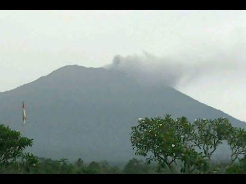 Bali Volcano Webcam >> Bali Volcano Webcam Watch The Mount Agung Eruption Live Stream Here