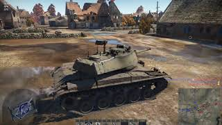 American Tank Gameplay (war Thunder)