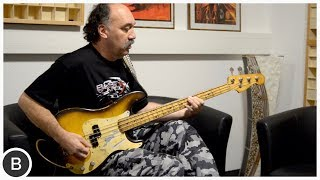 bobby vega pick bass groove