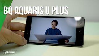 BQ Aquaris U Plus, review y análisis en español