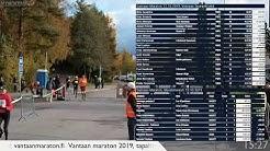 Vantaan maraton 12.10.2019