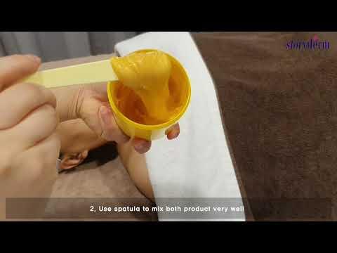 72 Capsule Mask Yellow Anti-Aging