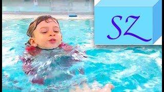 Ленивая Мама Научила Ребенка💦 Самостоятельное Обучение Плаванию