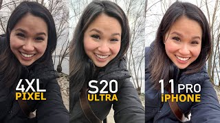 Samsung Galaxy S20 Ultra: All About The Cameras!