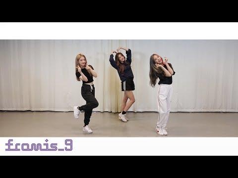 프로미스나인 (fromis_9) - 'LOVE BOMB' Point Dance