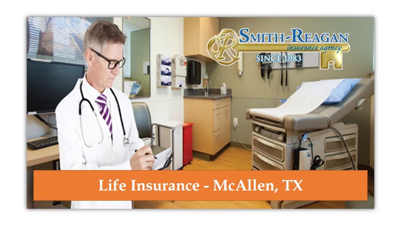 Life Insurance - McAllen, TX - YouTube