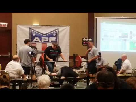 Year Old Bench Press World Record