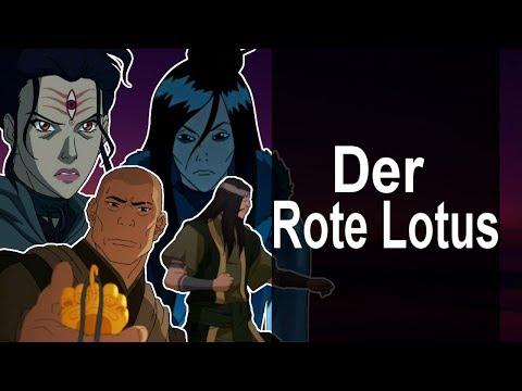 Der anarchistische Rote Lotus | Die Legende von Korra (Deutsch)
