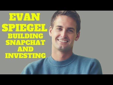 Snapchat Founder Evan Spiegel on Entrepreneurship & Investing
