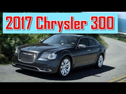 2017 Chrysler 300 Redesign Interior And Exterior