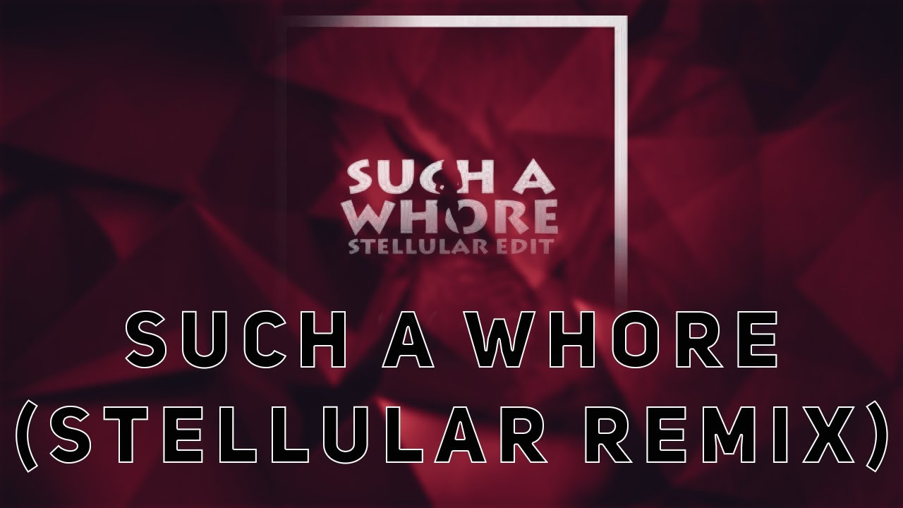 Such a Whore |Stellular Remix| [Bass Boosted] | 8d | 1 hours loop