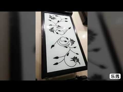 Glass Etching designs
