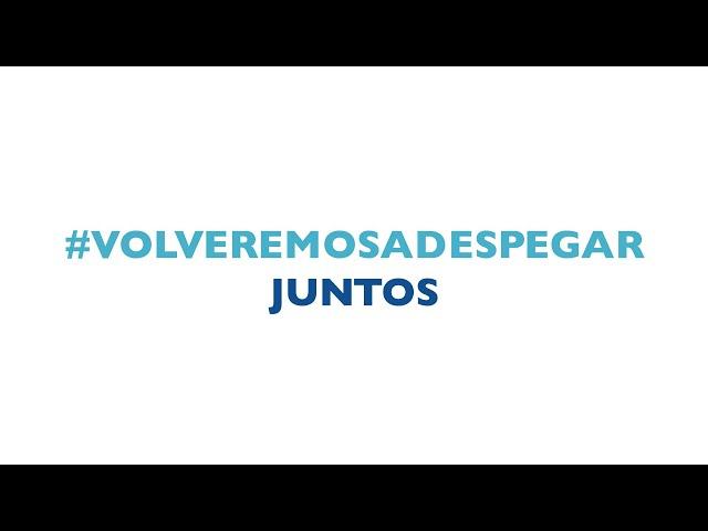 #despegaremosjuntos