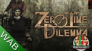 Zero Escape : Zero Time Dilemma - Worthabuy?