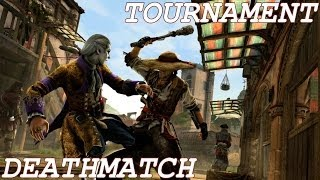 Episode 143 : NIT #1 Alpha Match 1 : Kiss The Ground \ Deathmatch Tournament - ACIV Multiplayer