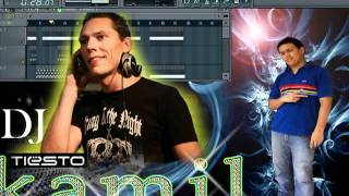 DJ TIESTO FT KAMIL PRODUCCION Techno MIX VOL.1
