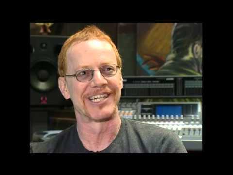 Danny Elfman Interview 2002