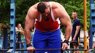 Soviet Bodybuilding GYM - CRAZY STRONG WORKOUT MOMENTS