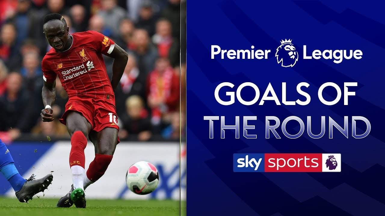 The BEST Premier League Goals of the Weekend   Match Day 8