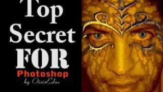 photoshop Top secret