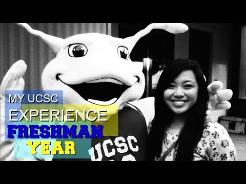 My Freshman Year At UCSC | Dorm Life, Working, Dating, Failing A Class