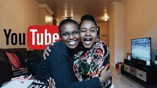 Finding The Courage To Start ft Yolz Channel | Buhle Lupindo