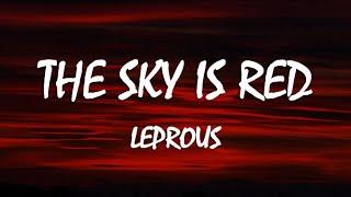 Leprous - The Sky Is Red (LYRICS. Español/English)