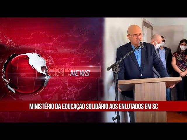 Boletim Semanal de Notícias - CPAD News 210