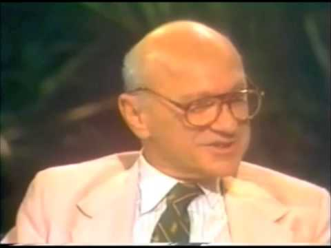 Milton Friedman and Phil Donahue On Socialism v. Capitalism