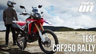 2018 Honda CRF 250 Rally TEST ve İnceleme