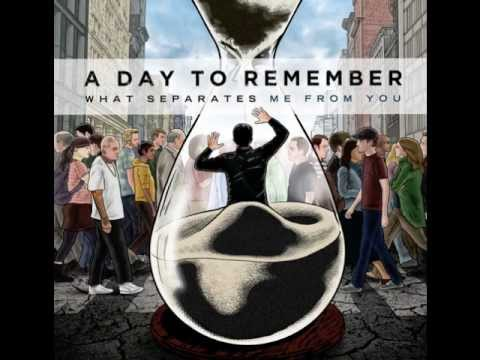 2nd Sucks Clean  A Day To Remember