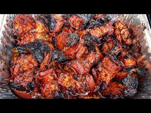 BBQ Brisket Burnt Ends | TruBBQtv
