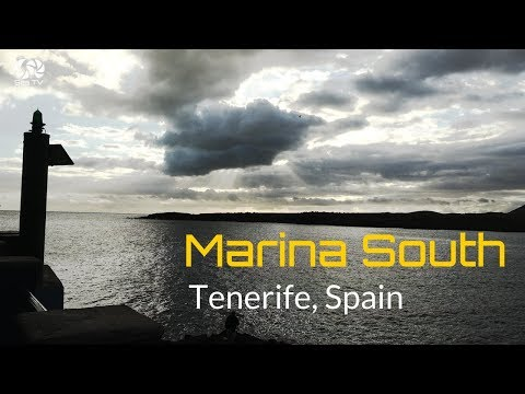 Sail spain   Tenerife   Las Galletas marina del sur   sea tv   yacht   travel