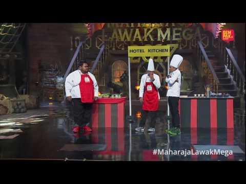 Sorotan Maharaja Lawak Mega 2017 - Minggu 6