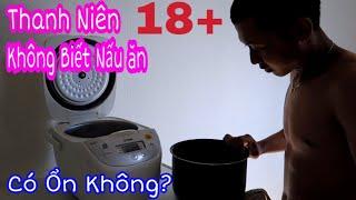 Thanh Niên 19 Tuổi Không Biết Nấu Ăn Có Bình Thường Không? || cuộc sống nhật bản