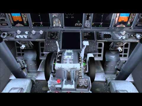 FSX Flight Baltimore to Norfolk 1/2