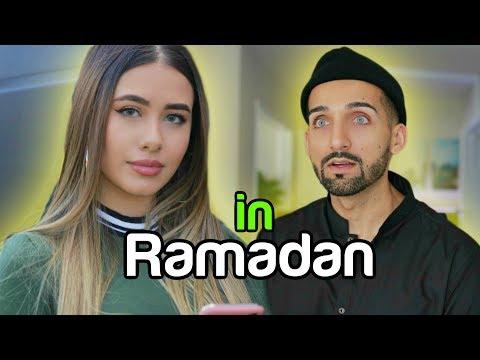 TYPES Of PEOPLE In RAMADAN   Sham Idrees
