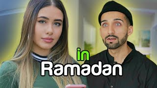 TYPES of PEOPLE in RAMADAN | Sham Idrees