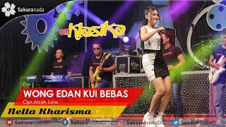 Download lagu Nella Kharisma - Wong Edan Kui Bebas (Official Music Video)
