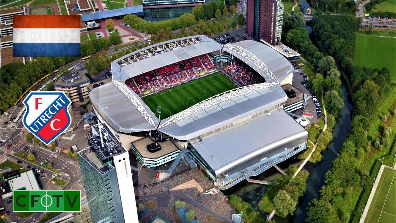 Stadion Galgenwaard Fc Utrecht Youtube