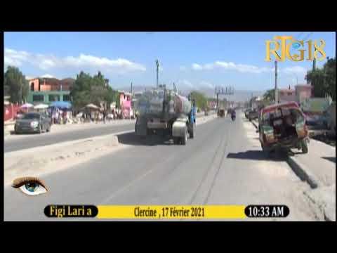 Port-au-Prince / Figi Lari 17 Février 2021
