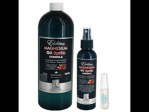 Magnesium Oil Spritz Spray