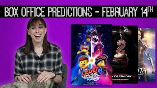 Alita Box Office Predictions