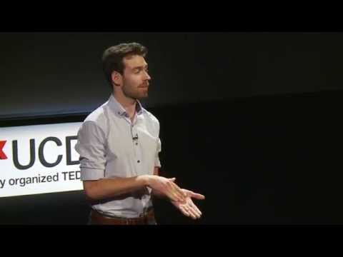 Education -- lighting the spark: Padraig Daly at TEDxUCD