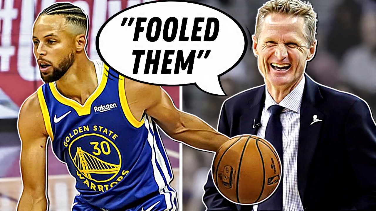 ARE Stephen Curry And The Golden State Warriors SECRETLY Creating Another Dynasty?