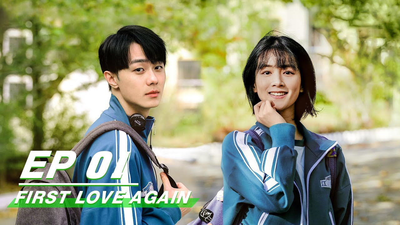 Preview: Ye & Xia Kiss By The Sea!!!   First Love Again EP11   循环初恋  iQiyi  - YouTube