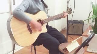 14才【進め、たまに逃げても/チャラン・ポ・ランタン/cover】  ■マロン ■ギター