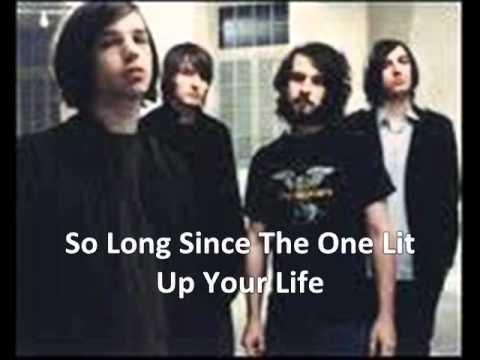 Nine Black Alps - Unsatisfied With Lyrics